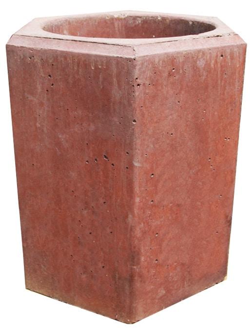 אשפתון משושה מבטון 6082-1