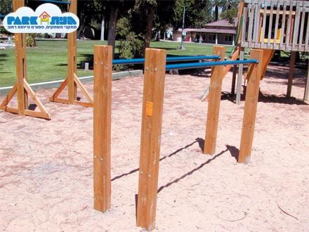 מתקן מקבילים מעץ 5585