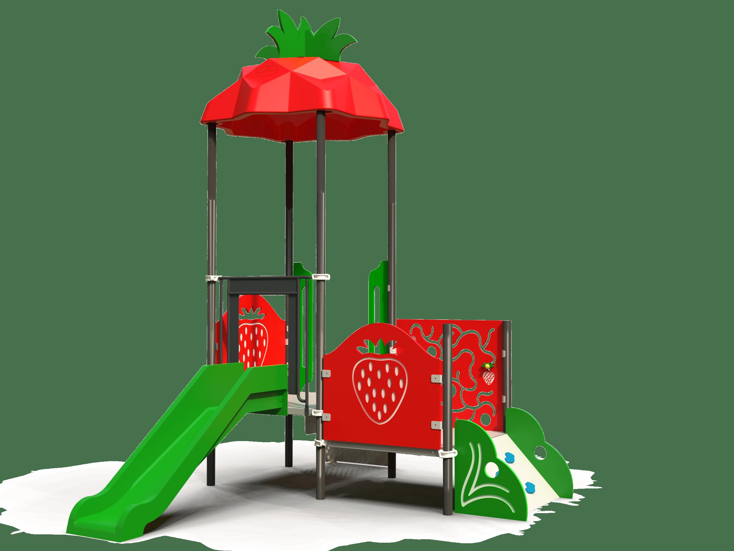 מתקן משולב לפעוטות_דגם תות.2114