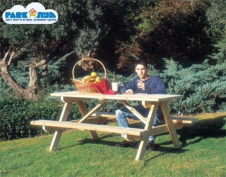 פיקניק מעץ 6100