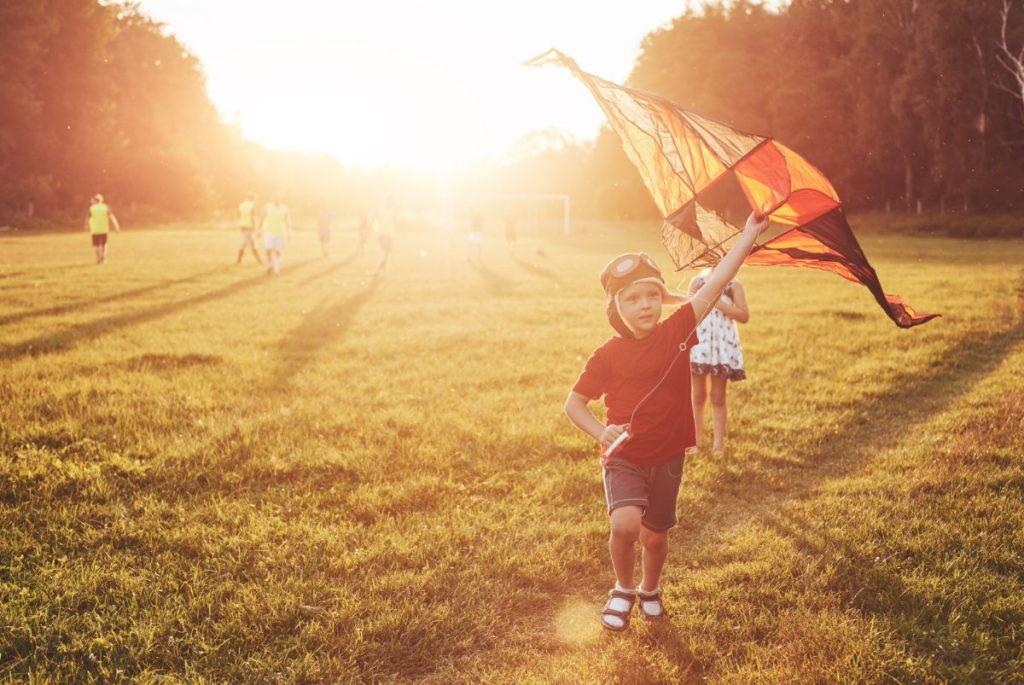 ילדים בחופש הגדול